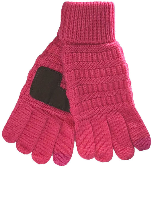 C.C G-20 New Candy Pink Gloves