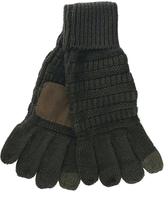 C.C GL-20 New Olive Gloves