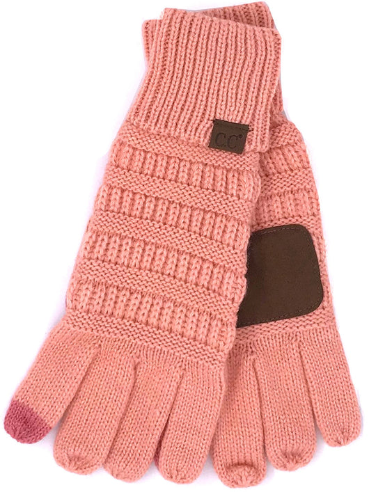 C.C G-20 Peach Gloves