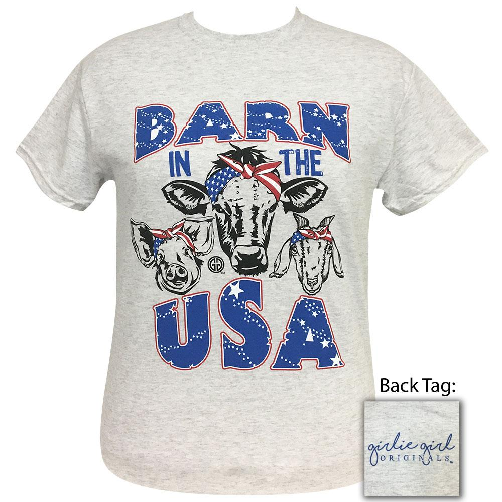 Barn USA Ash Short Sleeve Tee