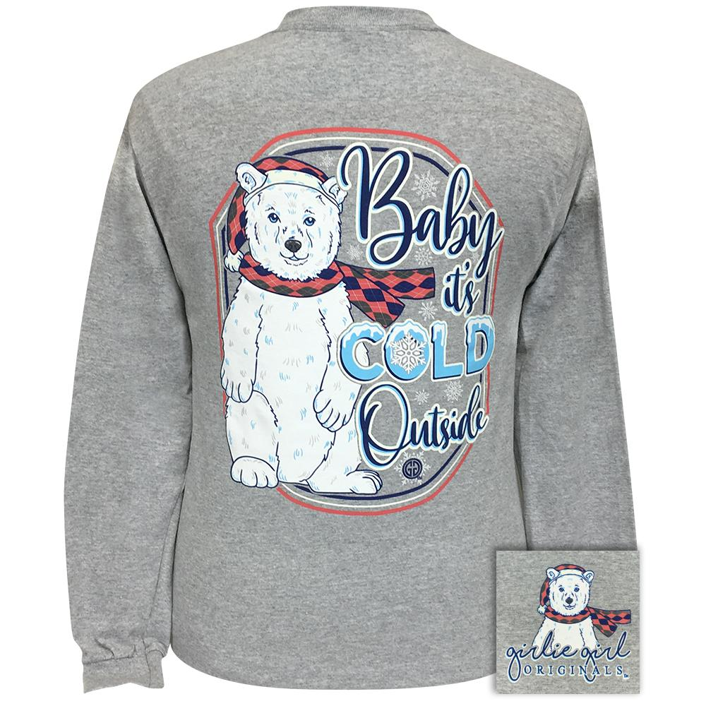Cold Outside Sports Grey-2137 Long Sleeve