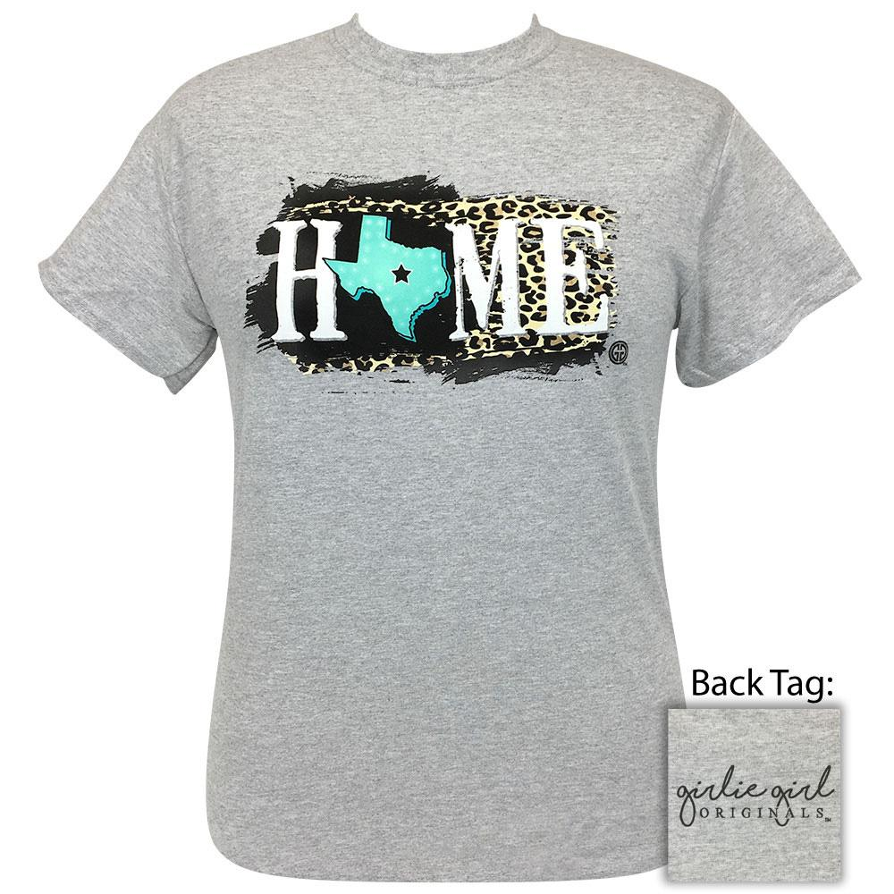 Texas Home Sport Grey 2185 Short Sleeve