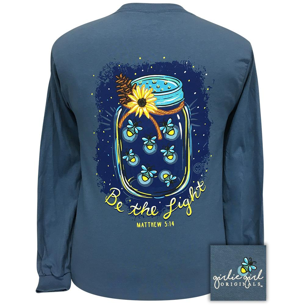 Mason Be The Light Indigo Blue LS-2333