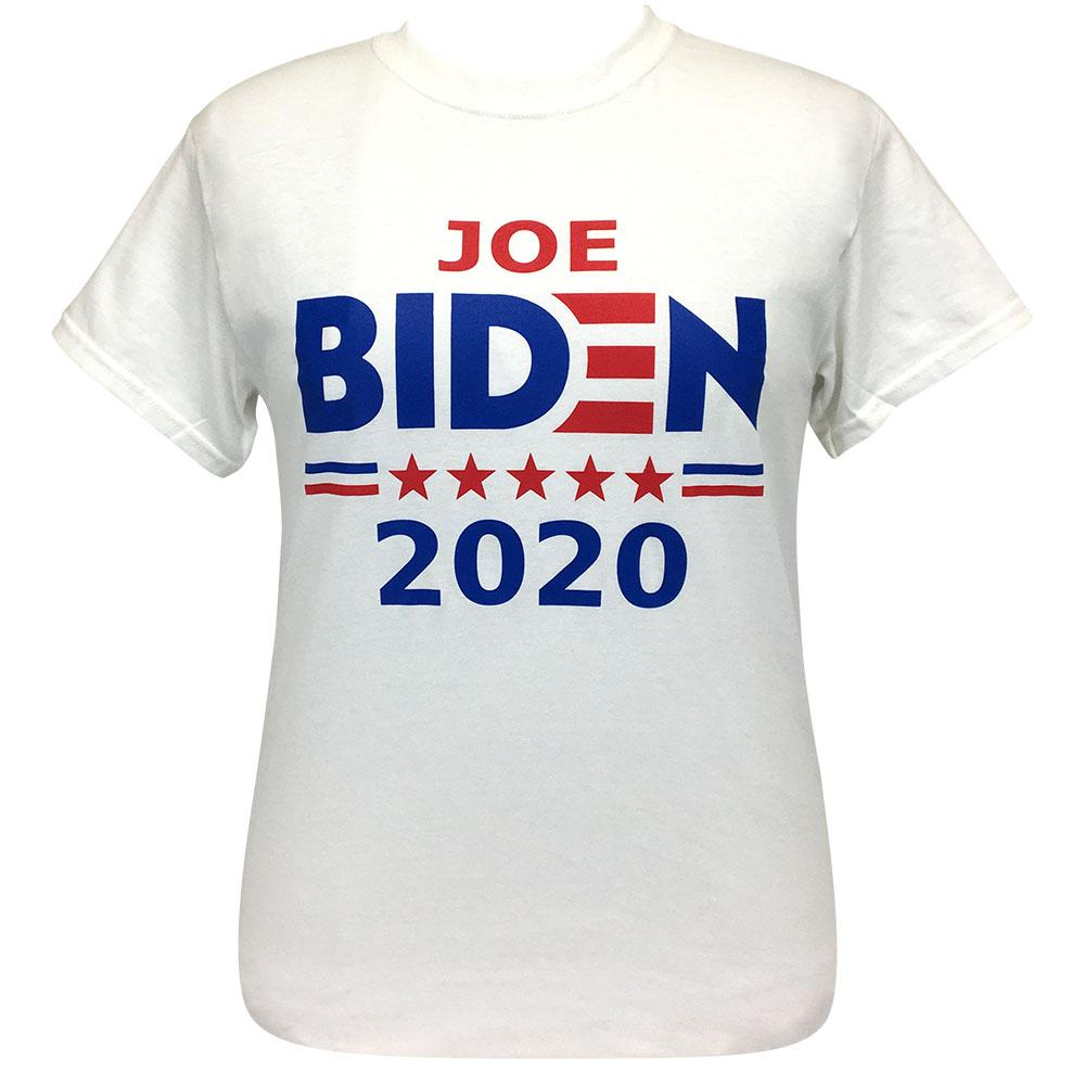 2020 Biden White Short Sleeve - 2350