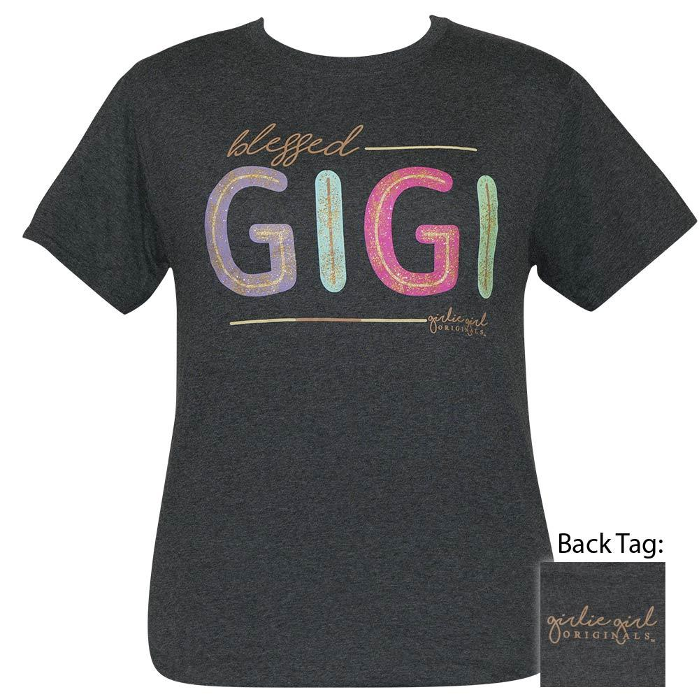 Blessed Gigi Glitter - Black Heather-2419