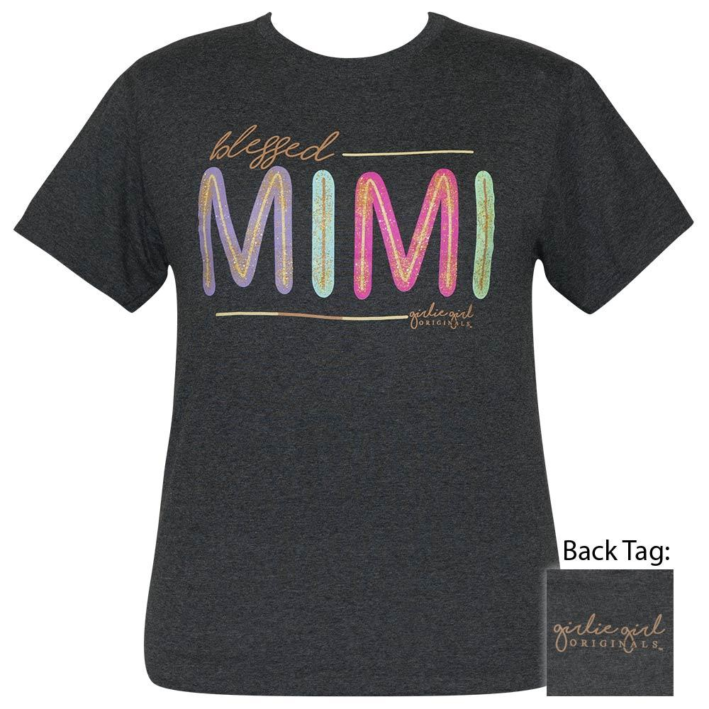 Blessed Mimi Glitter - Black Heather SS-2420