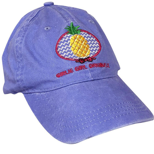 CHB-493 Pineapple Cap Purple