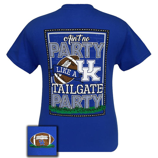 Kentucky Tailgate Royal Blue