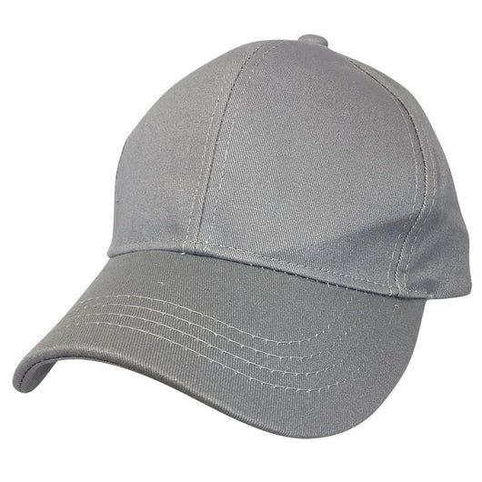 BT-7 Light Grey Pony Cap