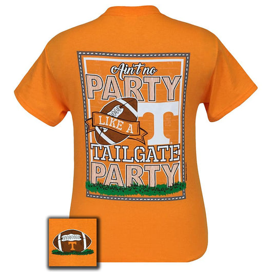 Tennessee Tailgate Orange Short Sleeve