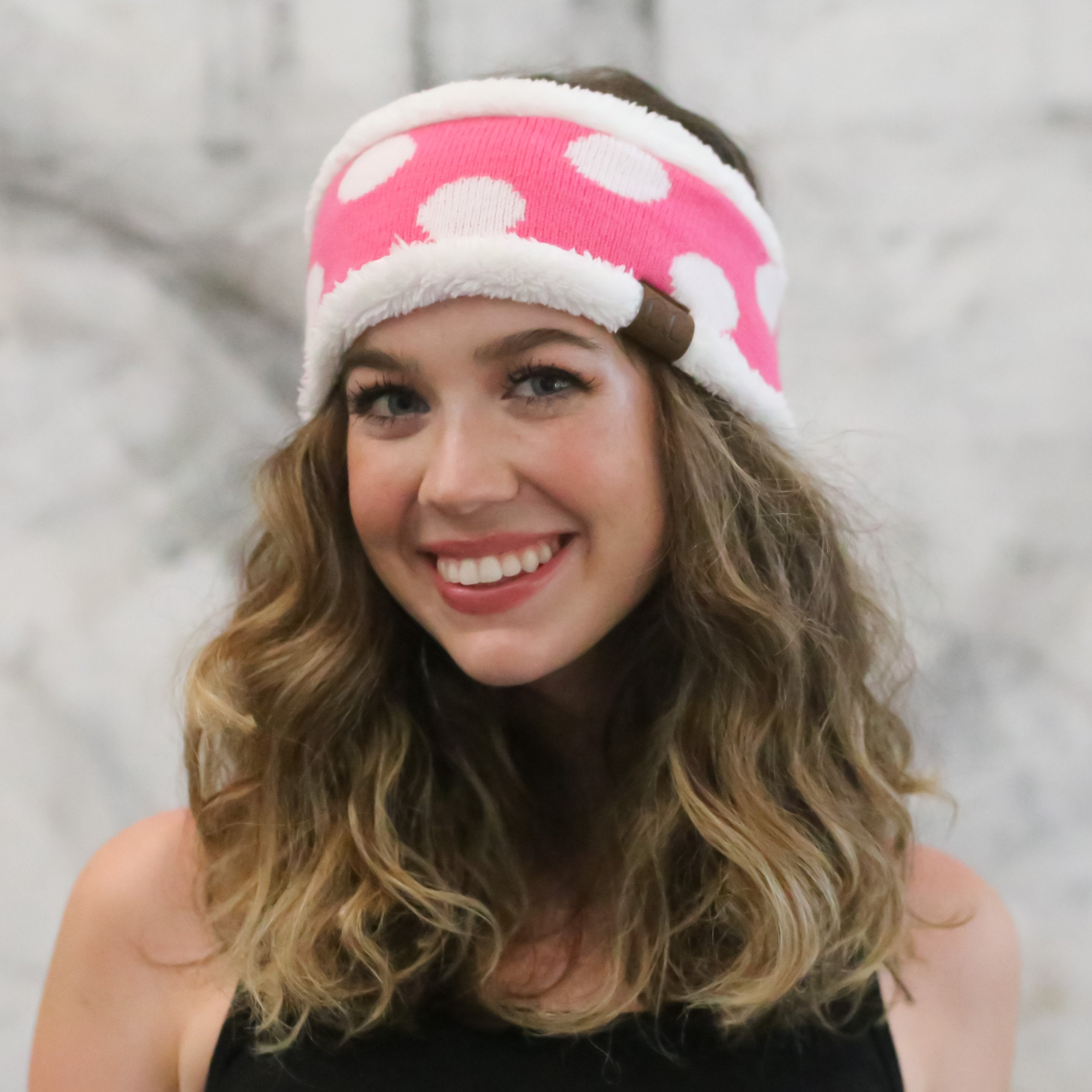 PD-HW-21 HEADWRAP NEW CANDY PINK