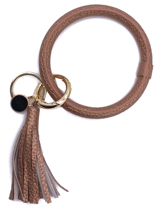 KC-8845 Bronze Wristlet Key Chain