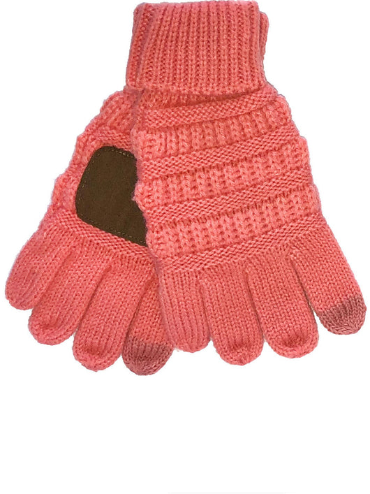 C.C GL-20KID Coral Gloves