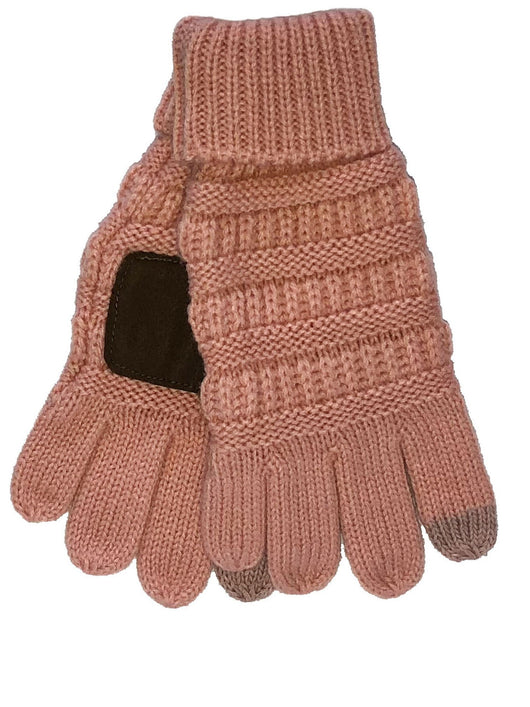 C.C GL-20KID Peach Gloves