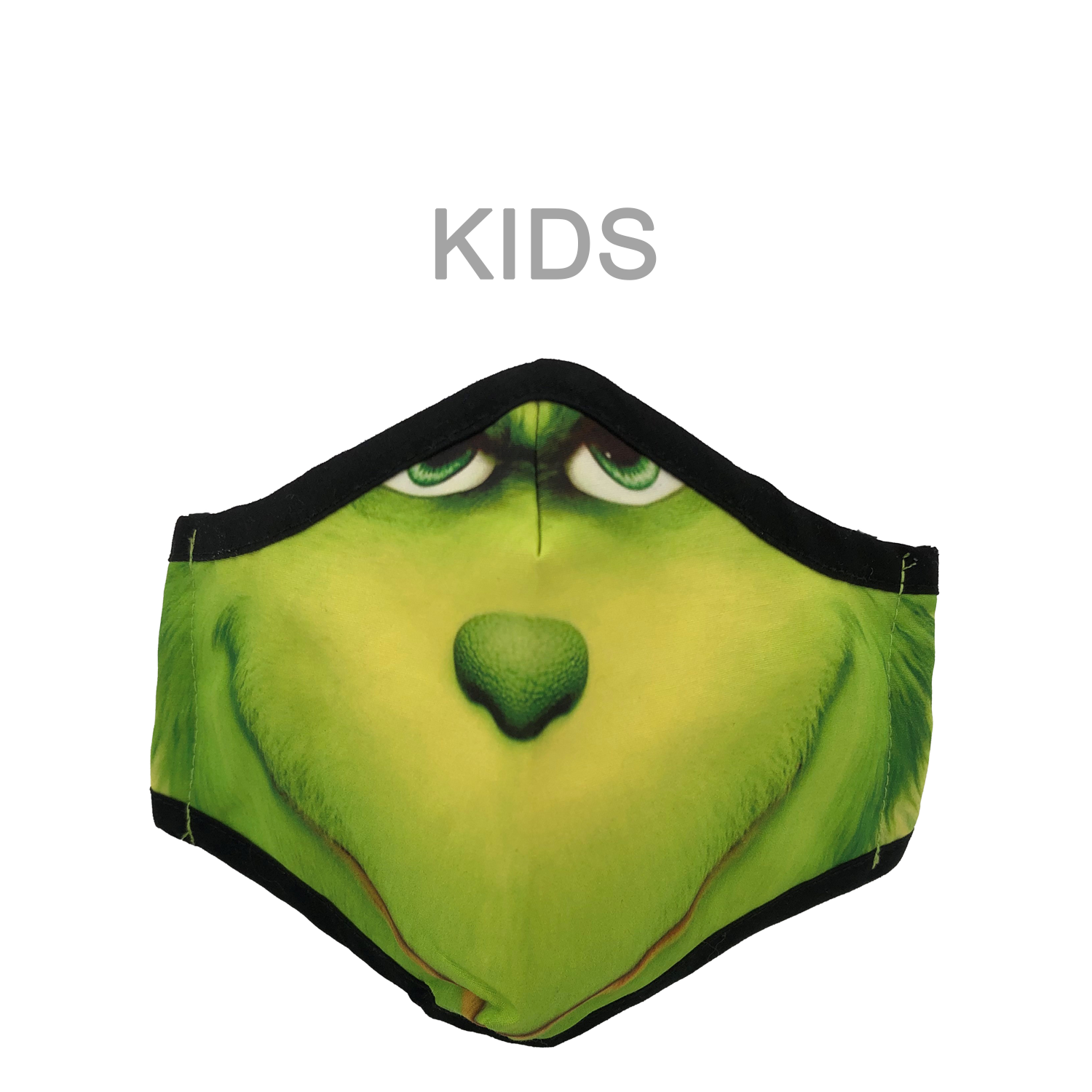 KIDS MASK GRINCH
