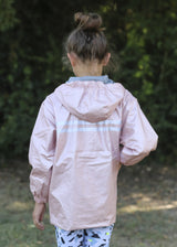 Raincoat Youth Rose Gold
