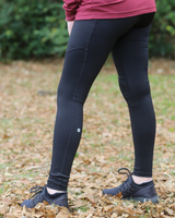 LG-1824 Black Leggings