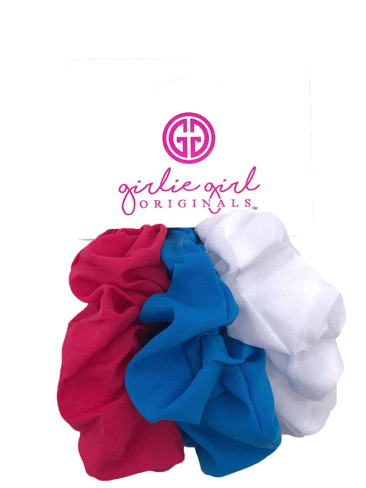 SCR-1-SOL Assorted Scrunchies