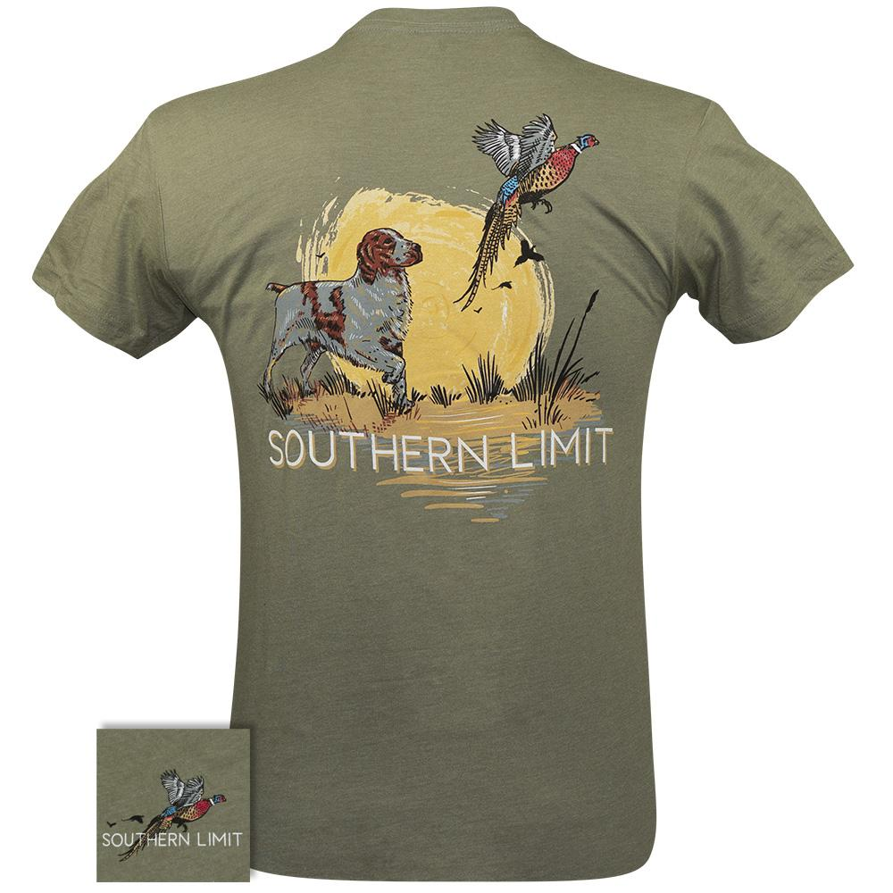 Southern Limit Pheasant Light Olive SS-75