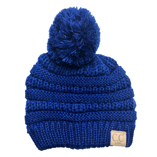 YJ-847 POM Royal Youth Beanie