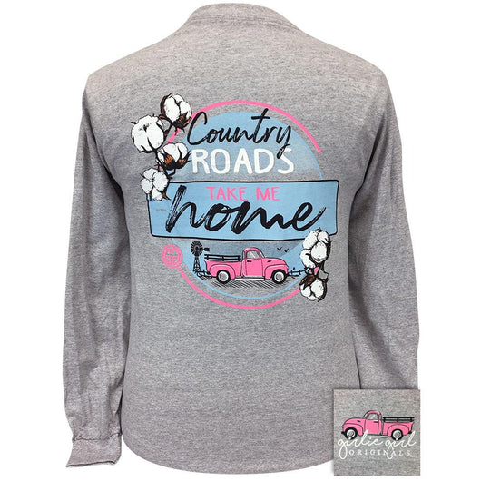 Country Roads Sport Grey LS 2254