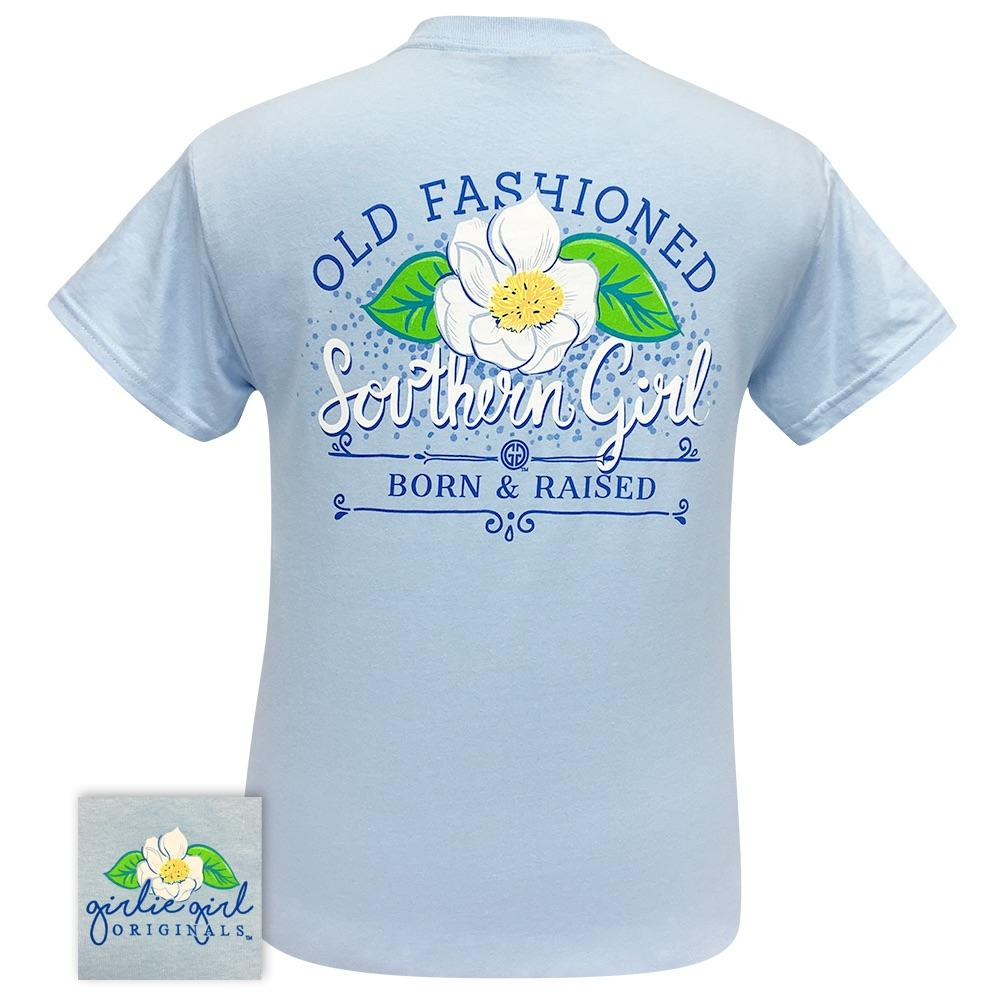 Old Fashioned Light Blue 2250 Short Sleeve