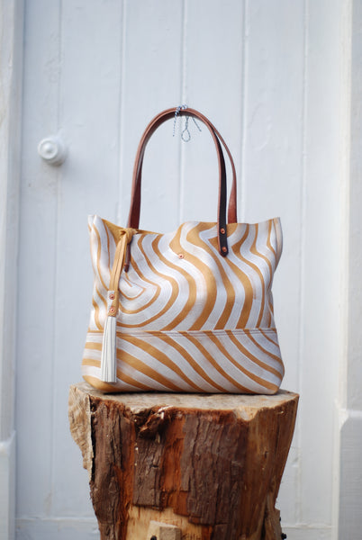 Painted Tote