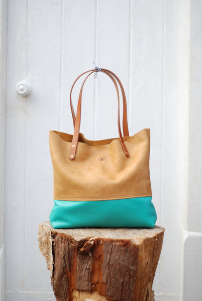 Two Tone Tote S