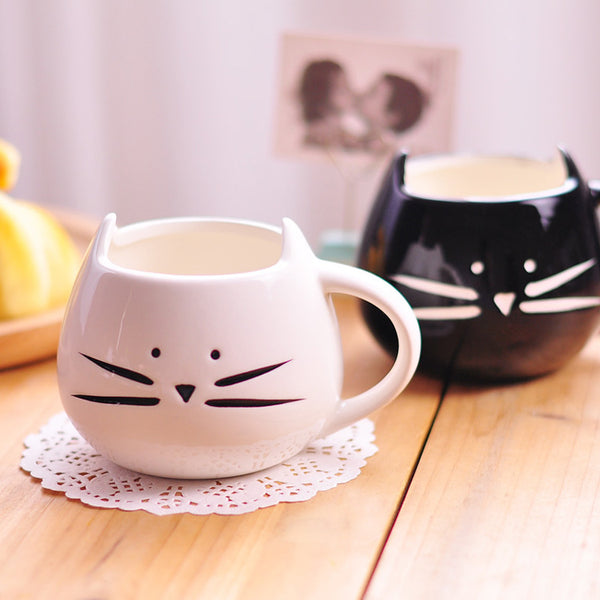 Adorable Mug Chat