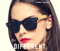 Lunettes Be Different - Le Precurseur