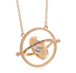 Collier Retourneur de Temps Harry Potter - Le Precurseur