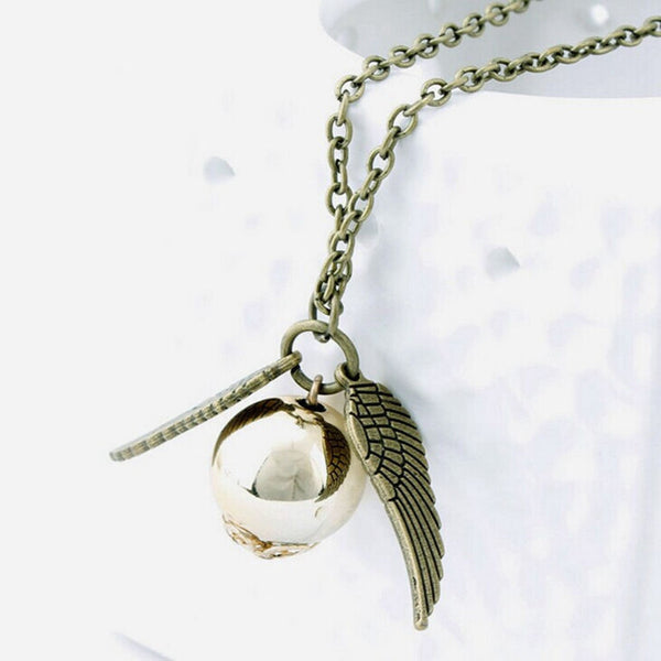 Collier Vif d'Or Harry Potter - Le Precurseur