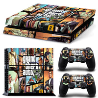 Stickers GTA V - Le Precurseur