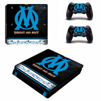 Stickers OM PS4 Slim - Le Precurseur