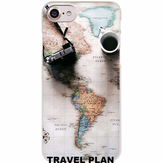 Coque Traveler Iphone - Le Precurseur