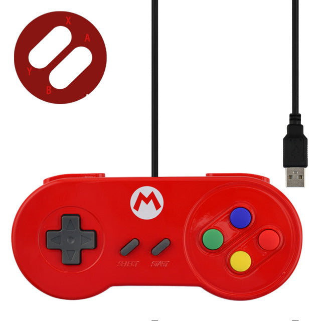 Manette Super Nes Mario World