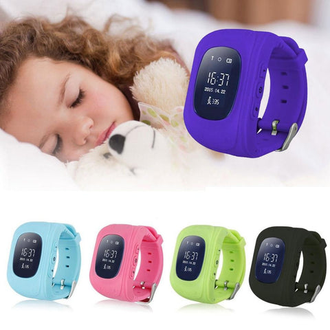 Smart Watch SOS Finder Safe Phone Watch Anti-Lost Montre Enfant For Family Child Kids Relogio Montre Horloge Relojes