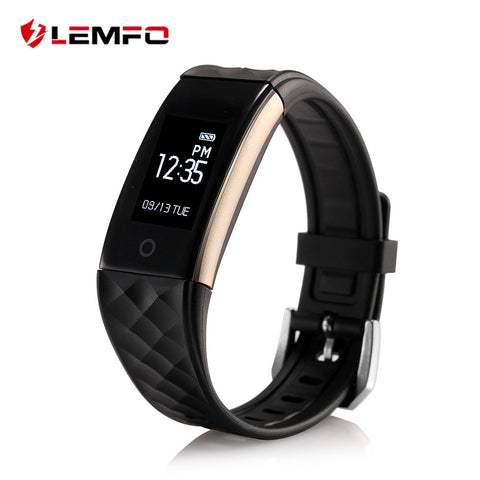 New LEMFO S2 smart Band Wristbands bracelet bluetooth Earphone Smartband Pedometer Sleep Monitor pk id107 mi band 2 1s