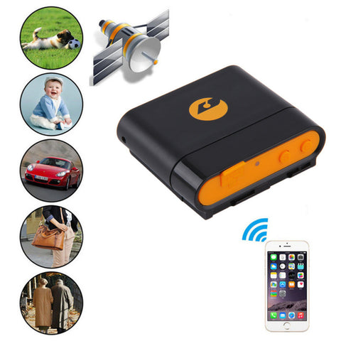1Set TK108 Professional Waterproof MIni GPS tracker ipx-6 for kids dog pet tracker motorcycle car Tracking Free Shipping