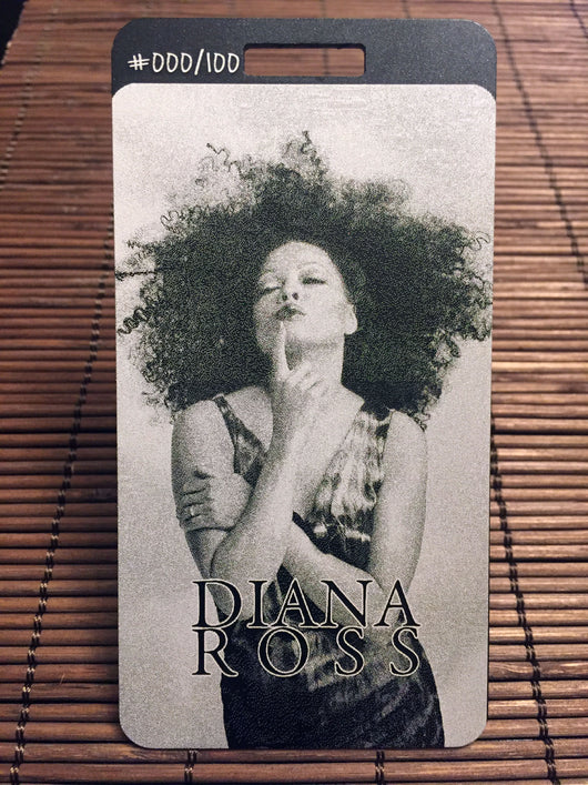 Limited Edition Diana Ross Tag - Soul Kiss
