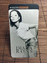 Limited Edition Diana Ross Tag - Upside Down