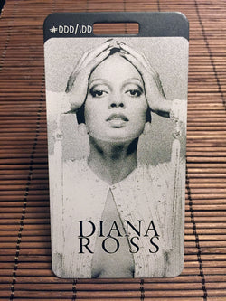 Limited Edition Diana Ross Tag - Diva