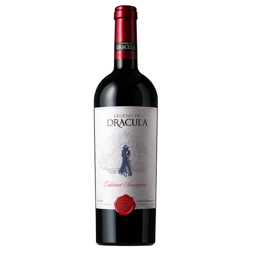 Legend of Dracula Cabernet Sauvignon Red Wine 2015