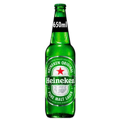 Heineken Lager Bottle 650ml