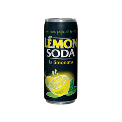 Lemon Soda (330ml)