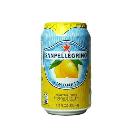 San Pellegrino Lemonade Lemon (330ml)