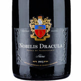 Nobilis Dracula Shiraz Red Wine 2013 limited edition