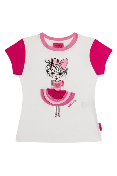 Ariana - Top with character applique