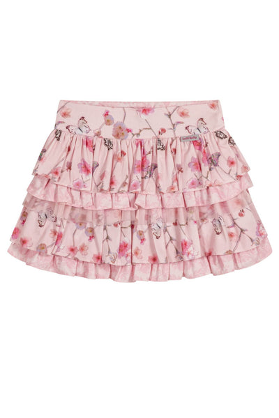 Carina - Tiered skirt