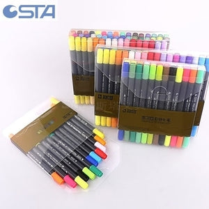 STA WaterColor Double Head Marker